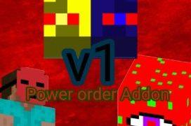 Power order Addon v1